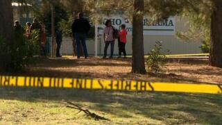 California shooting gunman was 'paranoid,' police say