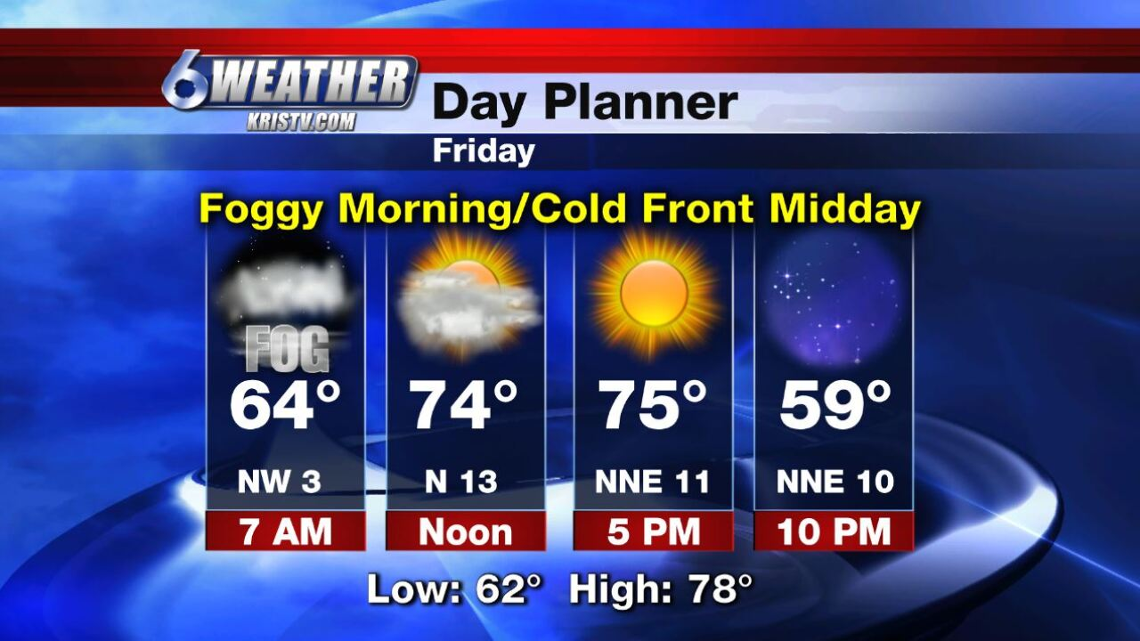 6WEATHER Day Planner for Friday 12-6-19.JPG