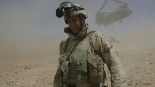 Ohio Army National Guard veteran Tyler Gangwer