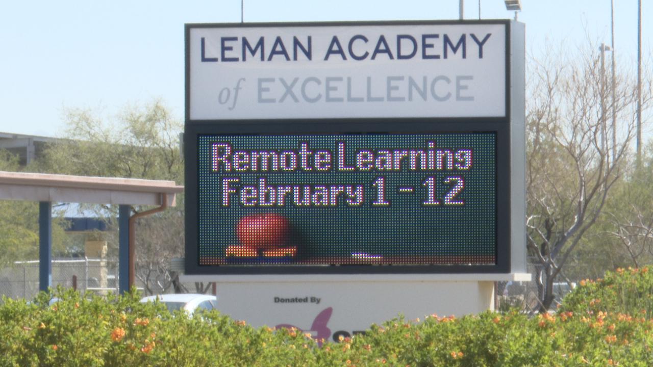 Leman Academy of Excellence in Marana