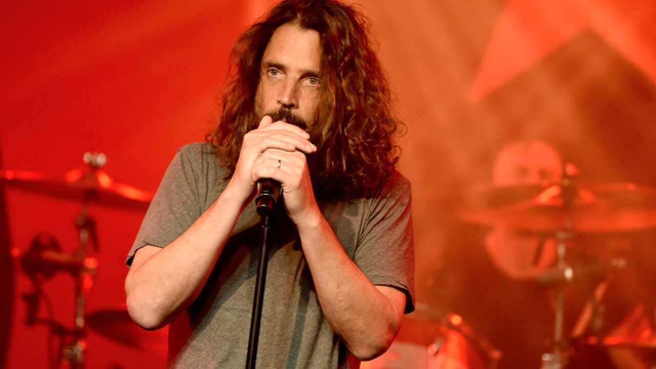 Chris Cornell's death 'suicide by hanging'