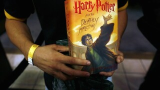 Harry Potter gets a Christian retelling, minus the magic