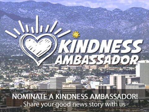 Nominate a Kindness Ambassador in our community!