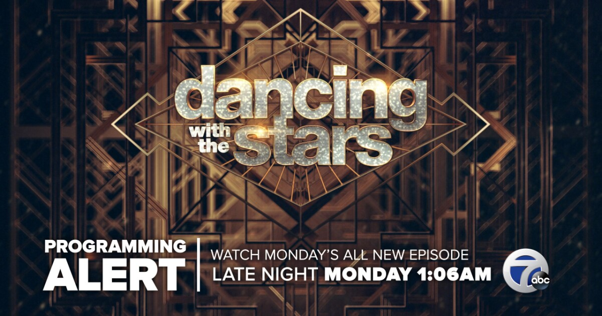 Here's when Dancing With the Stars and The Good Doctor will air after Monday Night Football