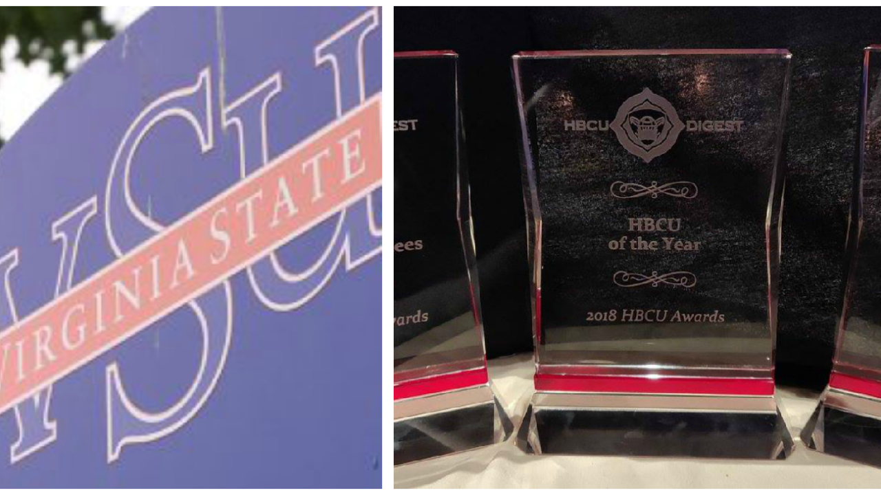 Virginia State University wins prestigious awards, including HBCU of the year