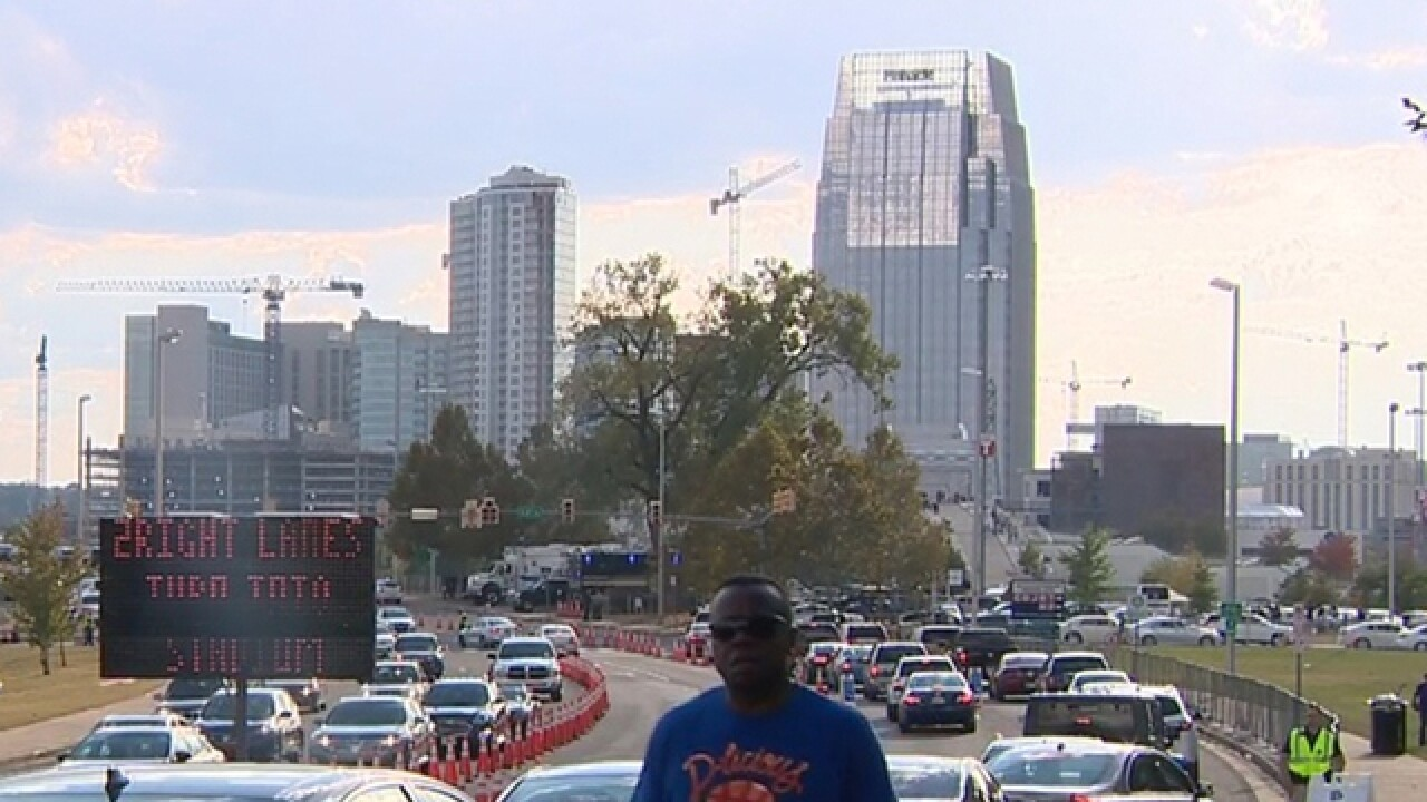 Report: Nashville Still Growing 100 People A Day