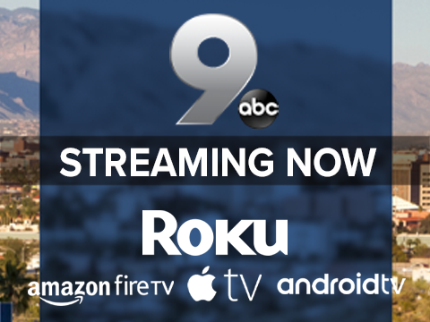 Watch KGUN 9 on all major streaming platforms!