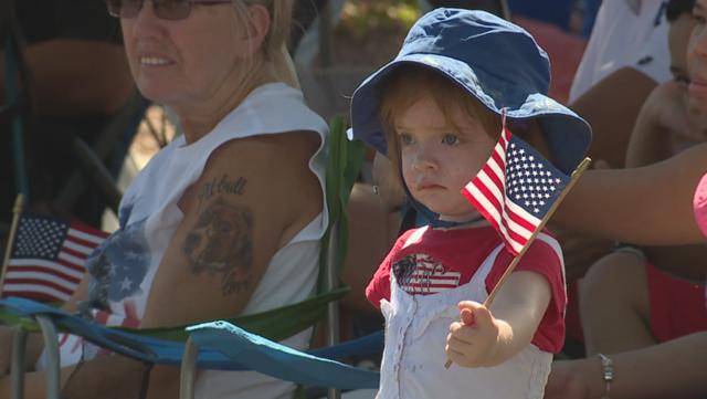PHOTOS: 24th annual Summerlin Council Patriotic Parade   2018