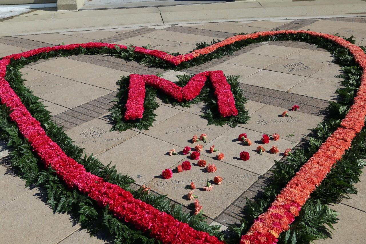 M for Milwaukee