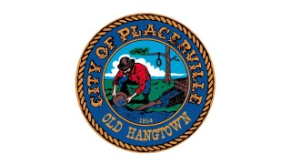 Placerville old city logo