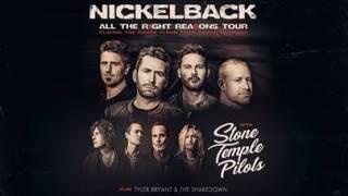 Nickelback is coming to Buffalo