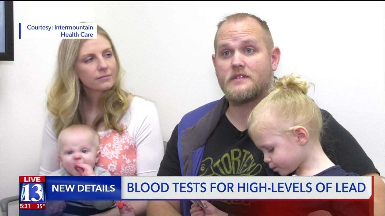 Free blood tests for Sandy residents show good results after lead contamination in water