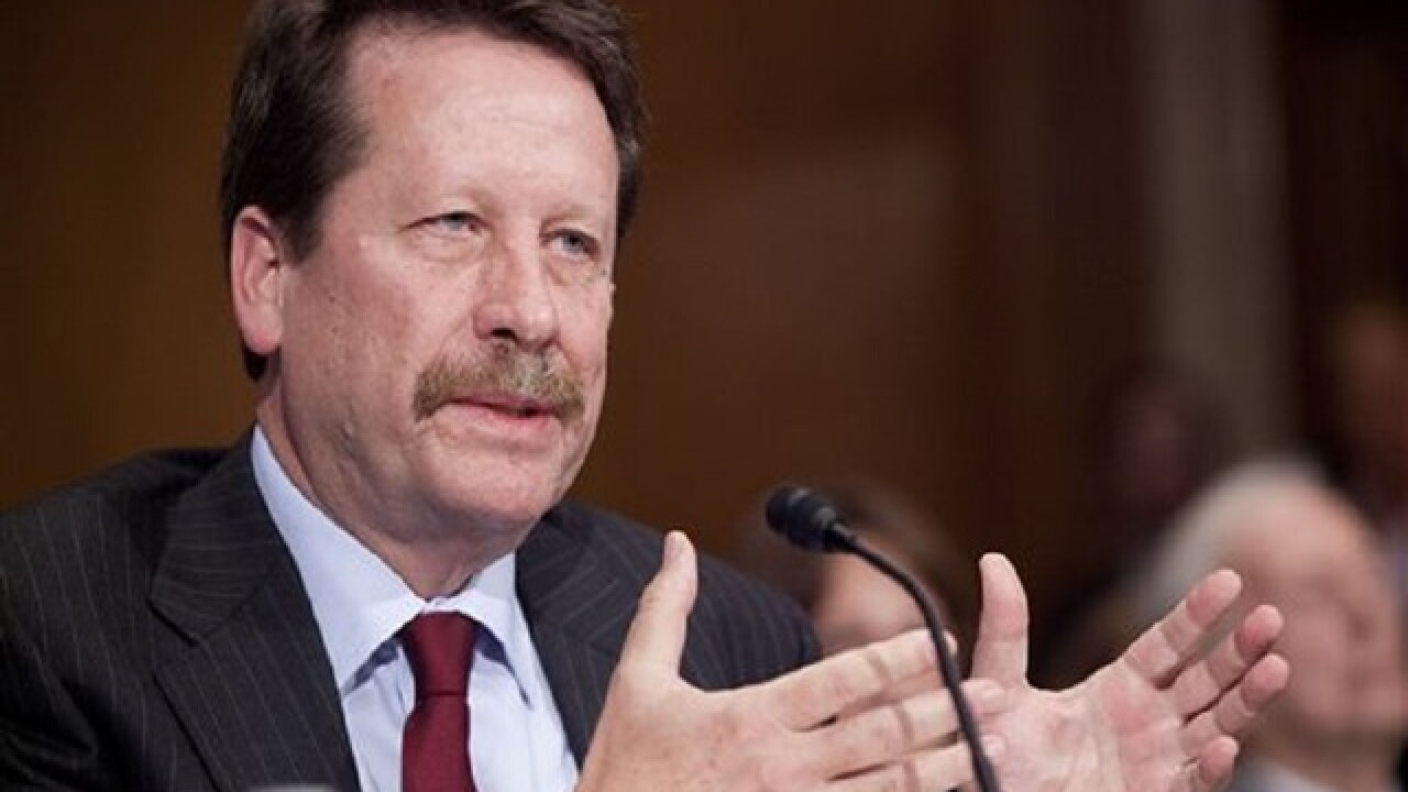 Senate confirms Robert Califf as head of FDA