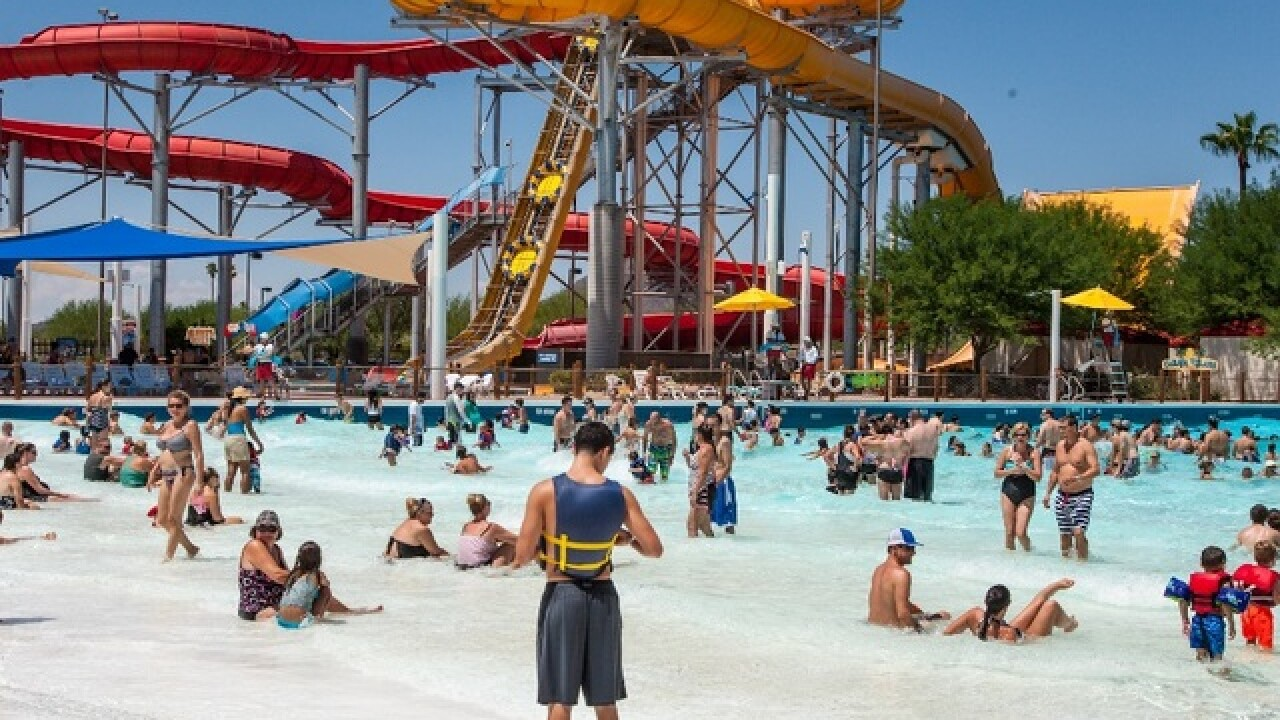 Six Flags is looking to buy Wet 'n' Wild Phoenix, other