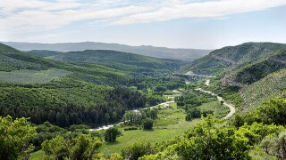 Cyclist dies after crash in Steamboat Springs