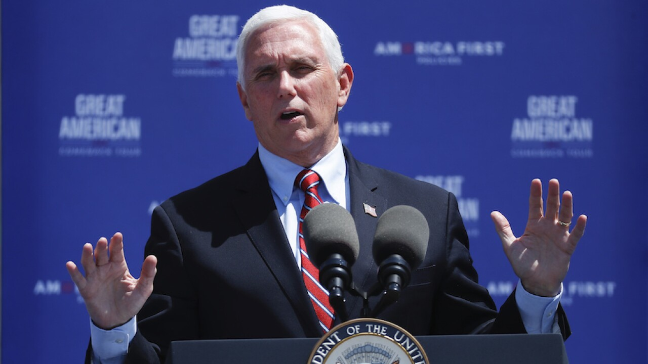 Pence, coronavirus task force to deliver press conference amid spiking case numbers