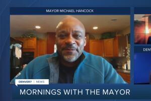 Mornings with the Mayor: Hancock on Coronavirus Response, Denver Public Schools, and meeting with President-elect Joe Biden
