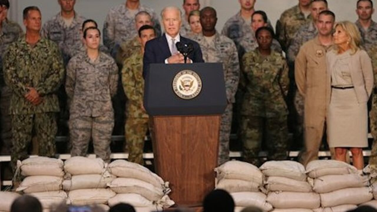 Biden starts Mideast tour in UAE