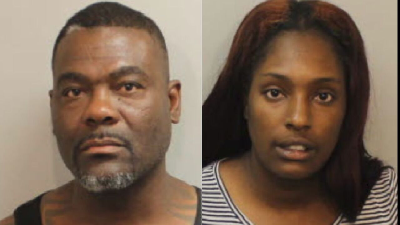 Tallahassee couple arrested in $21K Victoria's Secret theft