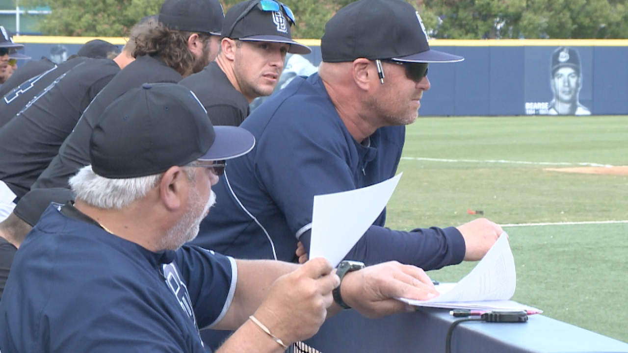 ODU baseball denied bid to NCAA postseason tournament