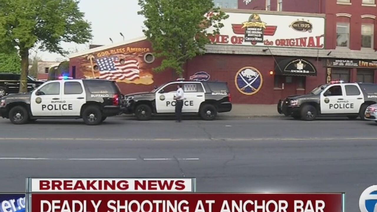 Breaking: Charges filed in deadly Anchor Bar shooting