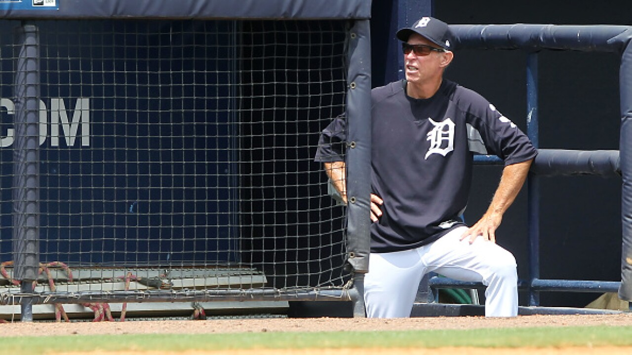 It took five minutes for Spencer Torkelson to impress Alan Trammell