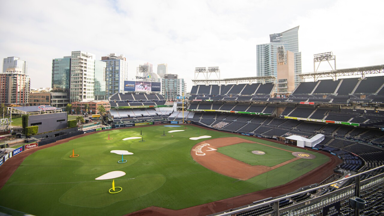 The Links at PETCO Park by Callaway