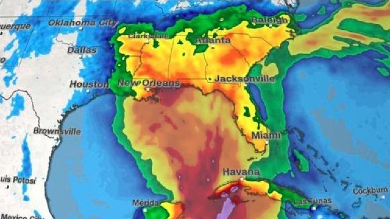 Memorial Day tropical weather system to hit Gulf Coast ahead of hurricane season