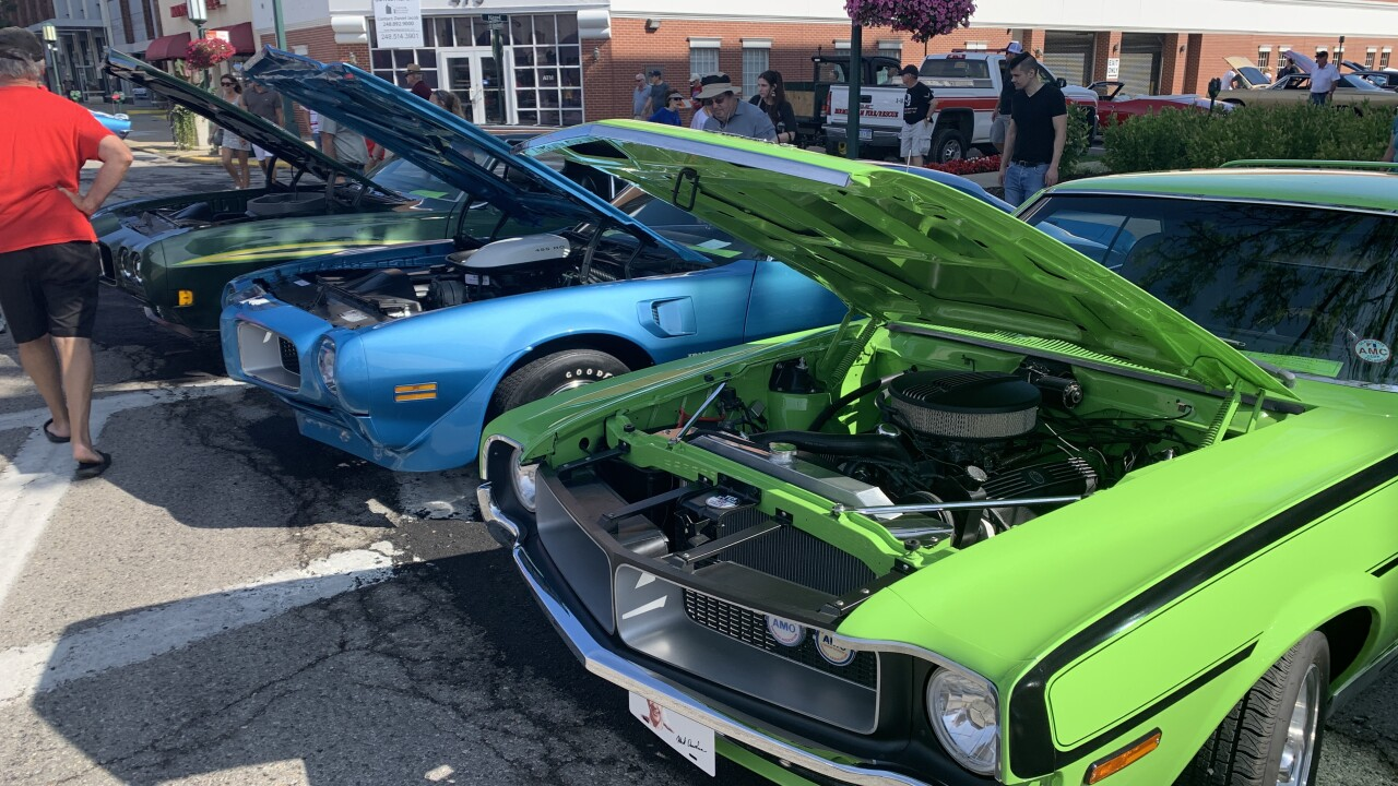 Woodward Dream Cruise 2020.Photo Galleries 2019 Woodward Dream Cruise
