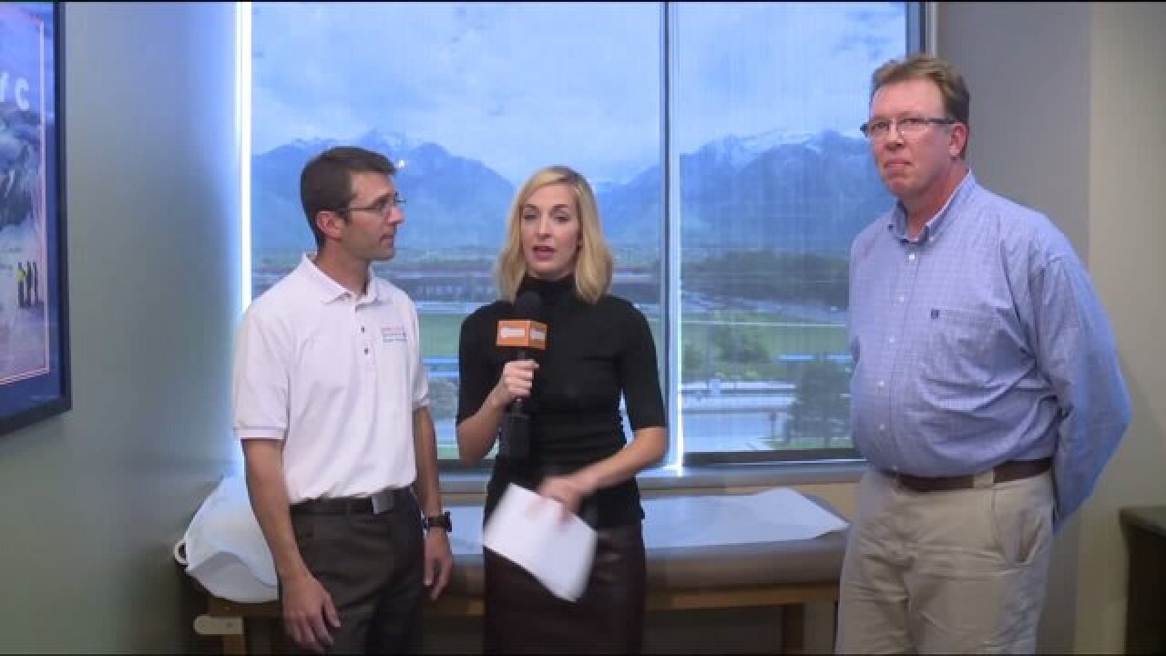 Learn about a new approach for treating meniscus injuries at Salt Lake Regional Medical Center