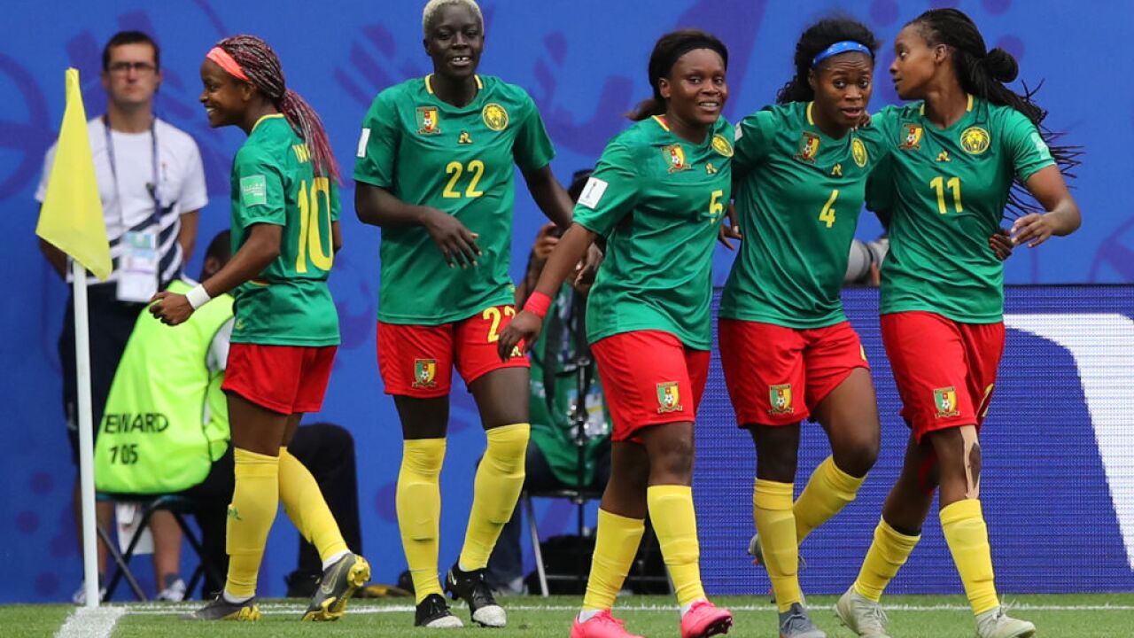 Cameroon v New Zealand: Group E - 2019 FIFA Women's World Cup France