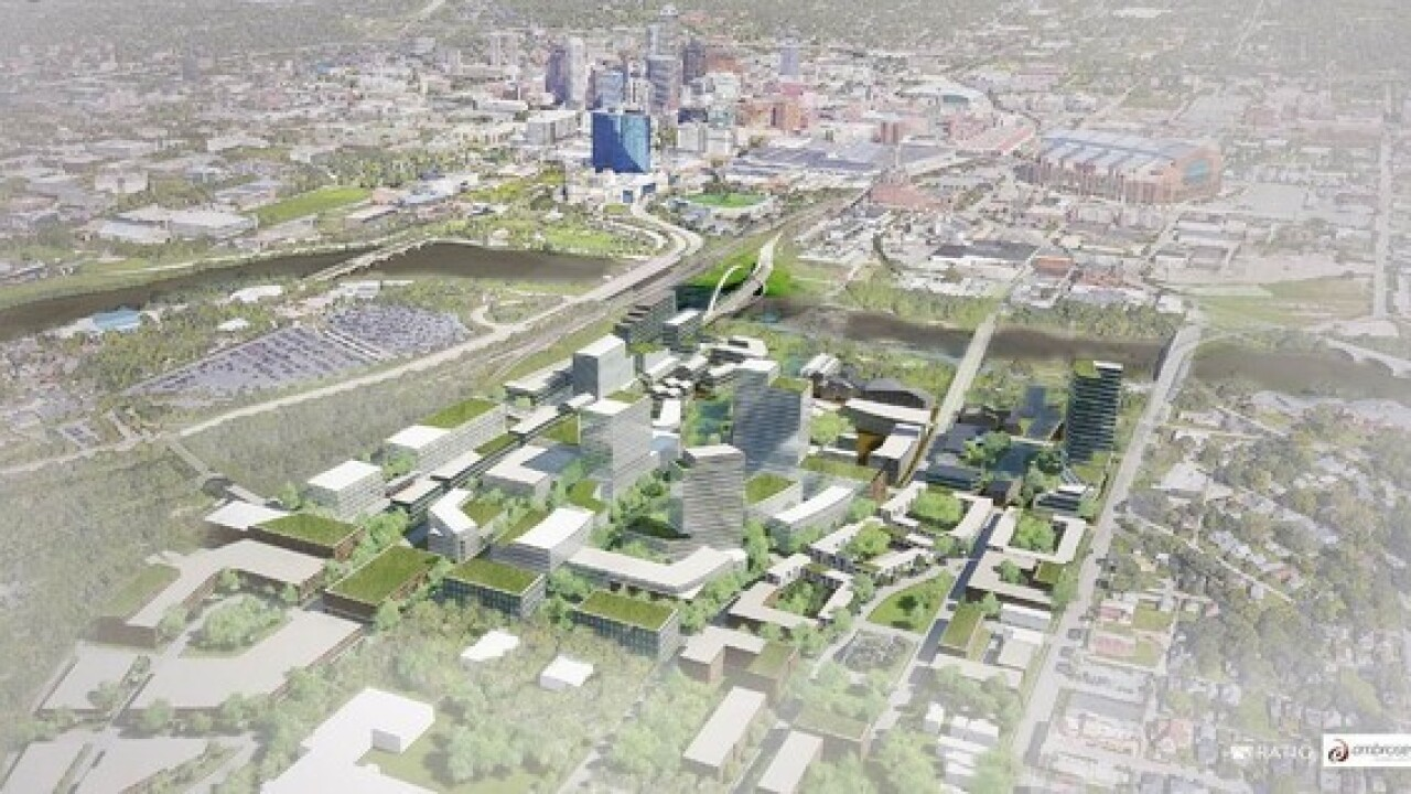 plans unveiled for old GM stamping plant.jfif