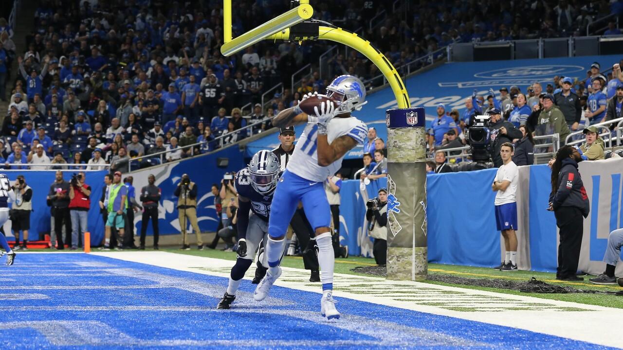 Marvin_Jones_Dallas Cowboys v Detroit Lions