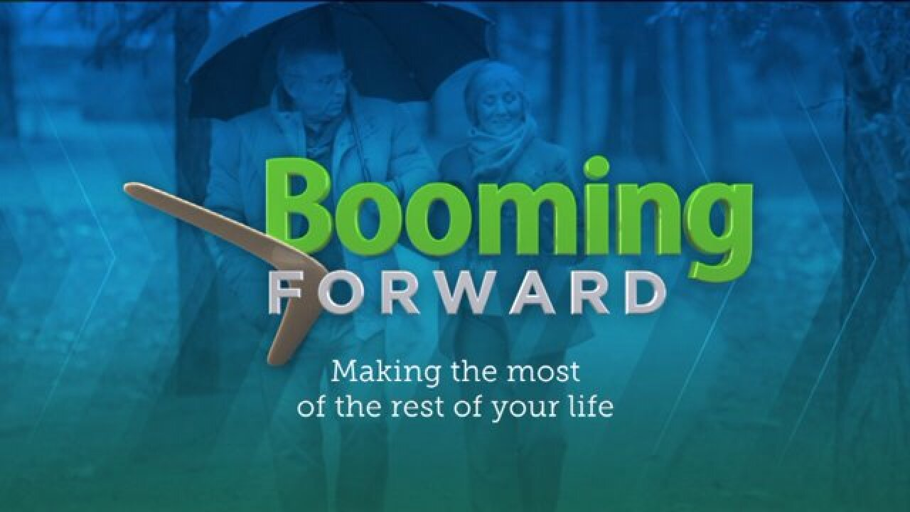 Booming Forward: Staying active despite chronic pain
