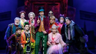 Charlie and the Chocolate Factory ASU Gammage