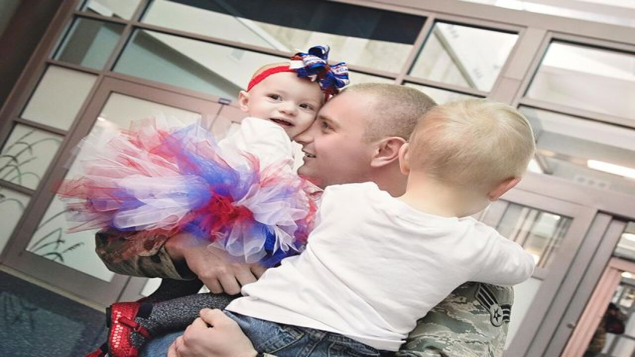 PHOTOS: Heroes from the Heartland