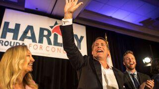 California Democrat Harley Rouda defeats longtime Rep. Dana Rohrabacher