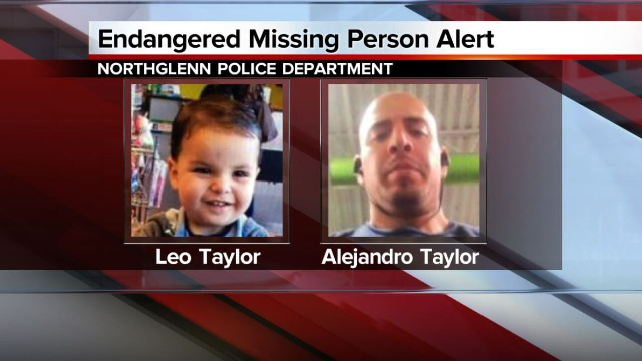 Northglenn Endangered Missing Person Alert