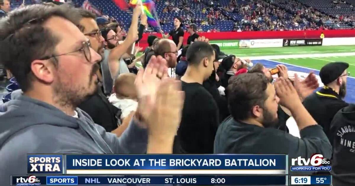 Brickyard Battalion never stops cheering for Indy Eleven