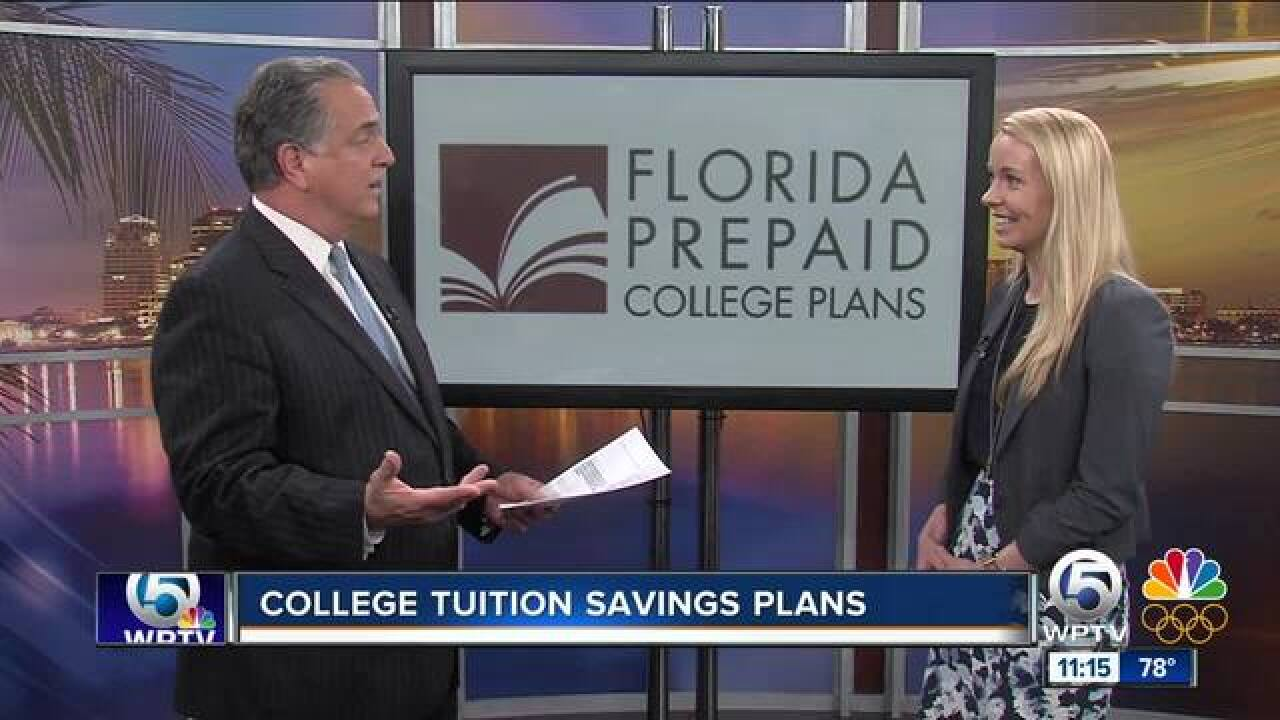 Advice on saving for college