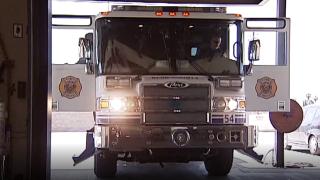 Kern County Fire Truck (FILE)