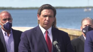 Florida Gov. Ron DeSantis gives COVID-19 update in Key Largo on Jan. 22, 2021.jpg