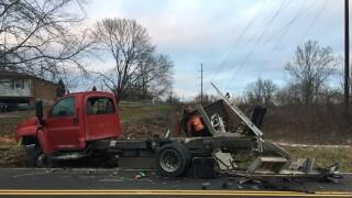 Deadly crash in Walton