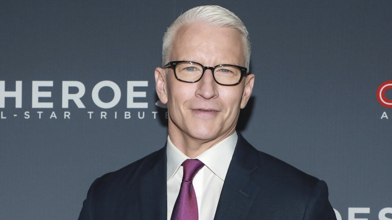 Anderson Cooper is a father: CNN anchor announces birth of son