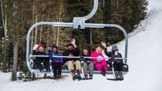 Snowbowl Chair Lift Generic