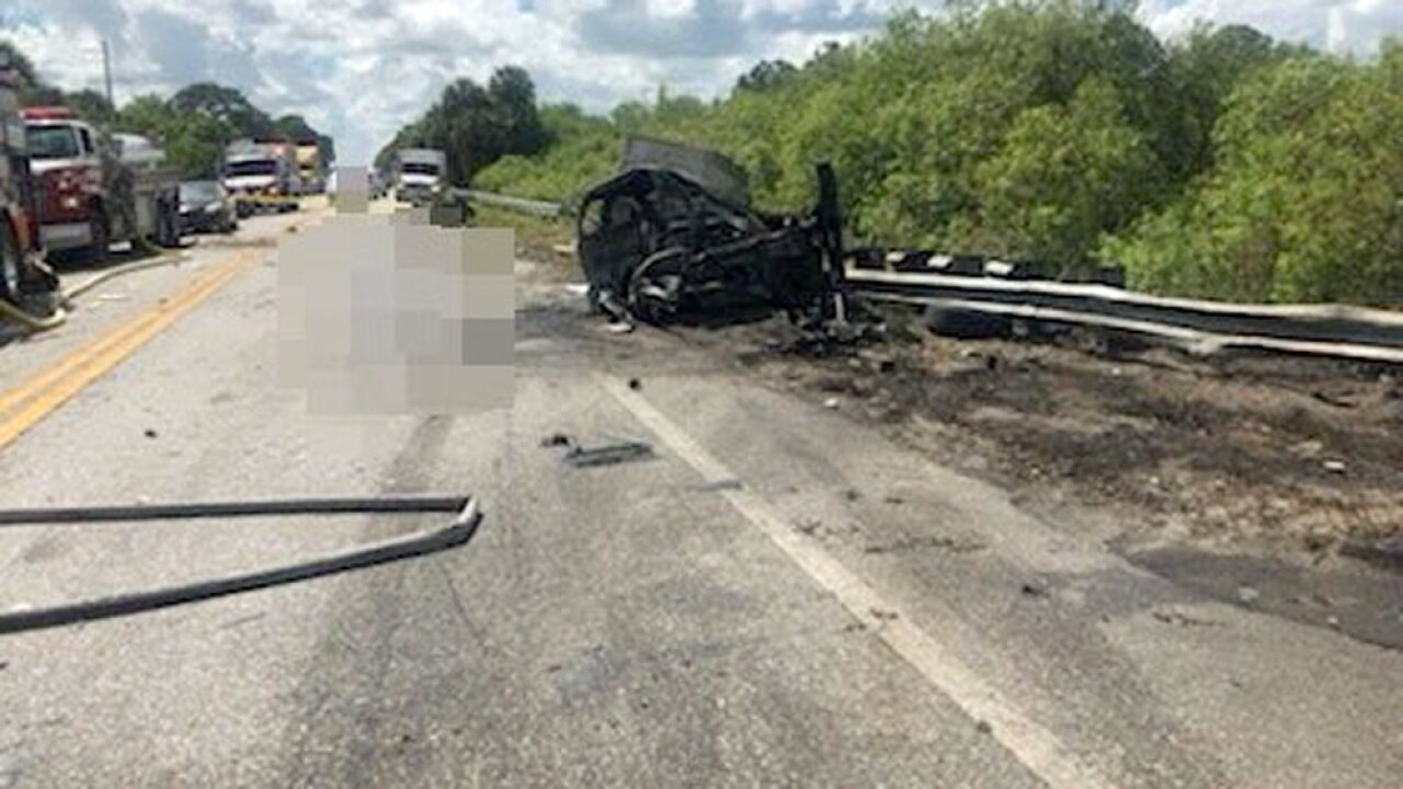 FHP investigates deadly crash in Indiantown