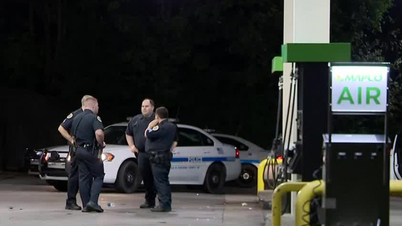 Police Catch Robbery Suspect In The Act In Antioch