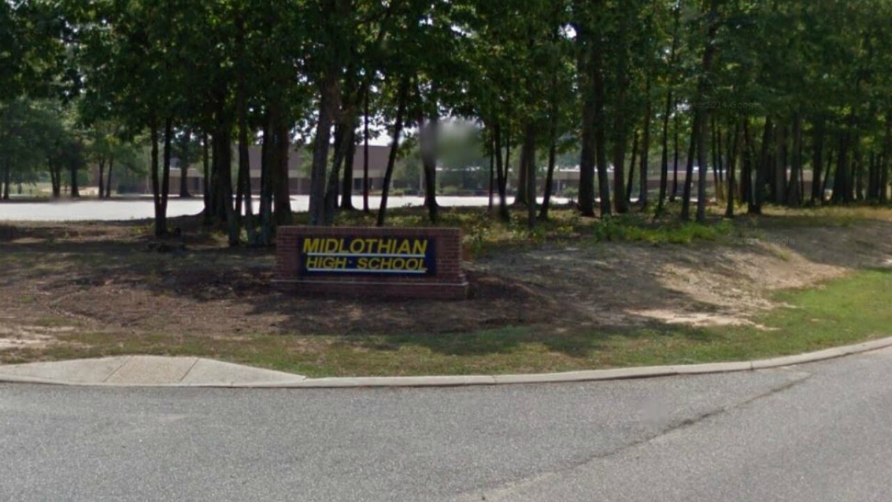 Midlothian High School staff member removed after 'serious allegation'