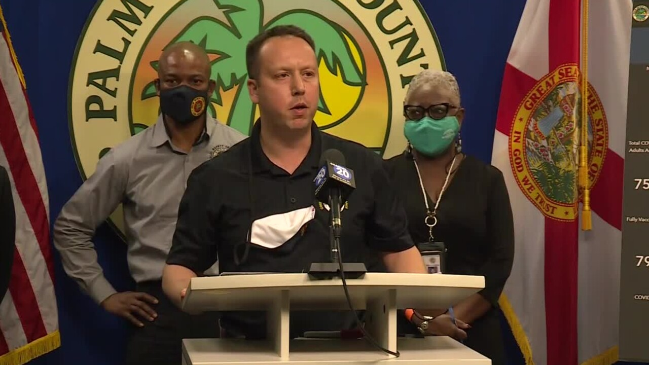 Palm Beach County Mayor Dave Kerner speaks at a news conference on Sept. 2, 2021.jpg