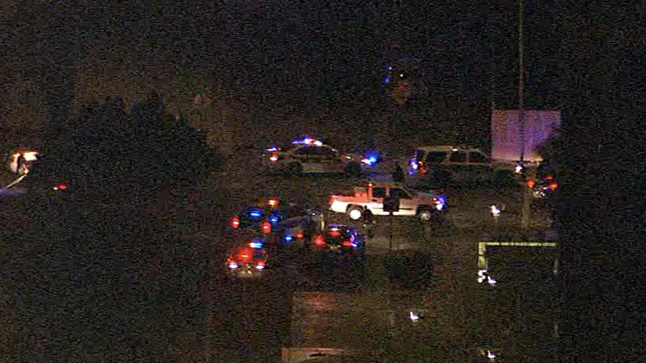 Police shooting 1st Avenue and Jackson